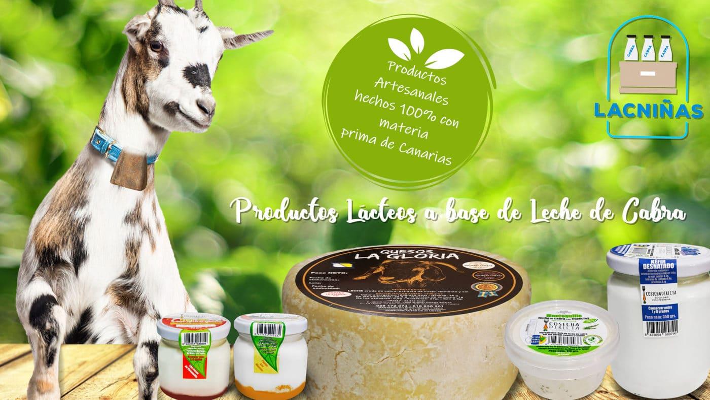 Campaña de publicidad Yogurt Lacniñas